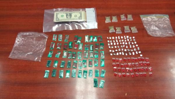crop sanseb 2 - Les ocupan drogas y dinero en efectivo en San Sebastián