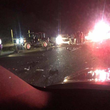 FB IMG 1548632713212 450x450 - Accidente con persona pillada en el desvío nuevo de Barranquitas