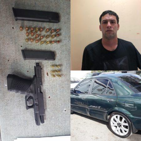 1550059228646 450x450 - Policia Municipal lo arresta con pistola Chipiada en Toa Alta Heights en Toa Alta