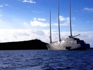 FB IMG 1555325798940 300x225 - Velero RUSO mas Grande del mundo llego a la isla a Espiarnos? Mira la Noticia