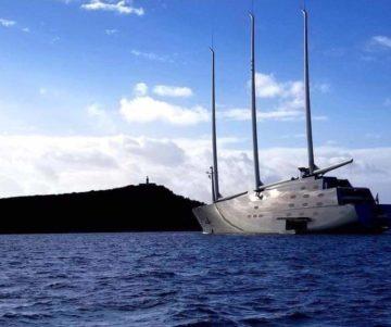 FB IMG 1555325798940 360x301 - Velero RUSO mas Grande del mundo llego a la isla a Espiarnos? Mira la Noticia