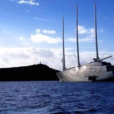 FB IMG 1555325798940 450x450 - Velero RUSO mas Grande del mundo llego a la isla a Espiarnos? Mira la Noticia