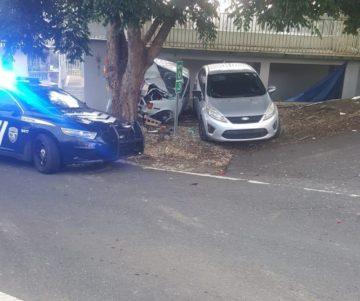 IMG 20190804 WA0003 360x301 - Muere conductor al chocar un arbol en la Torre en Barranquitas