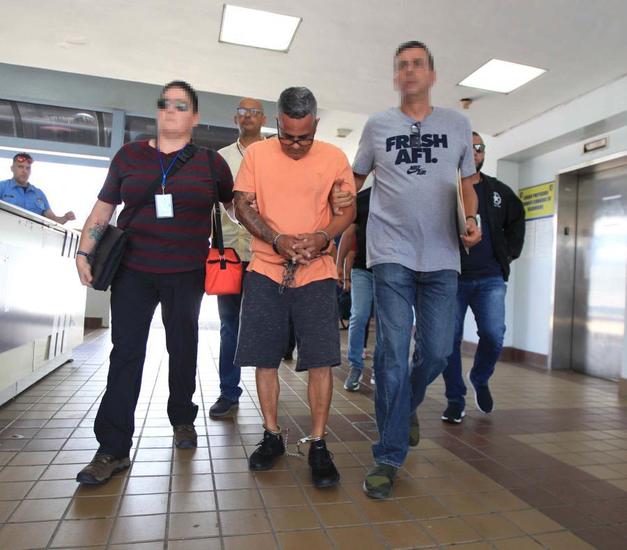 mb - Arrestan a Pajilla, uno de los más buscados de la región de Bayamón
