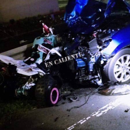 FB IMG 1579350594020 450x450 - (Video)Accidente de FourTrack en Bayamon deja 3 muertos y un herido