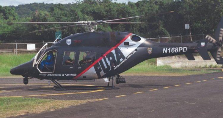 No van a rociar nada desde helicópteros por Puerto Rico (Compartelo), CombatZonePR