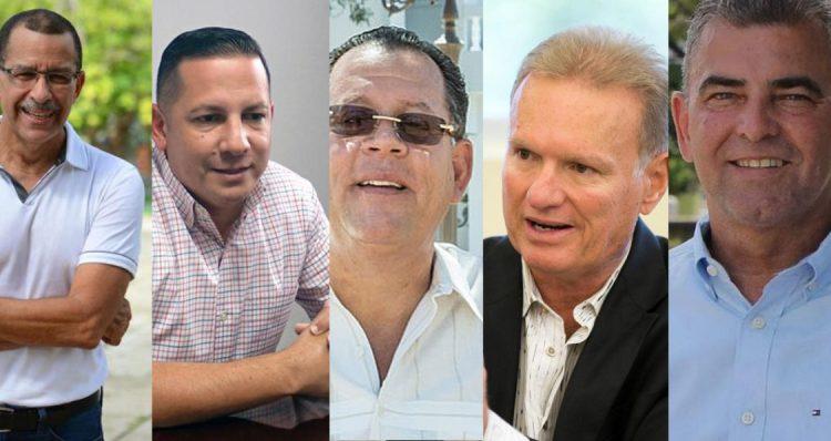 Alcaldes de la región comprometidos en luchar contra el coronavirus, CombatZonePR