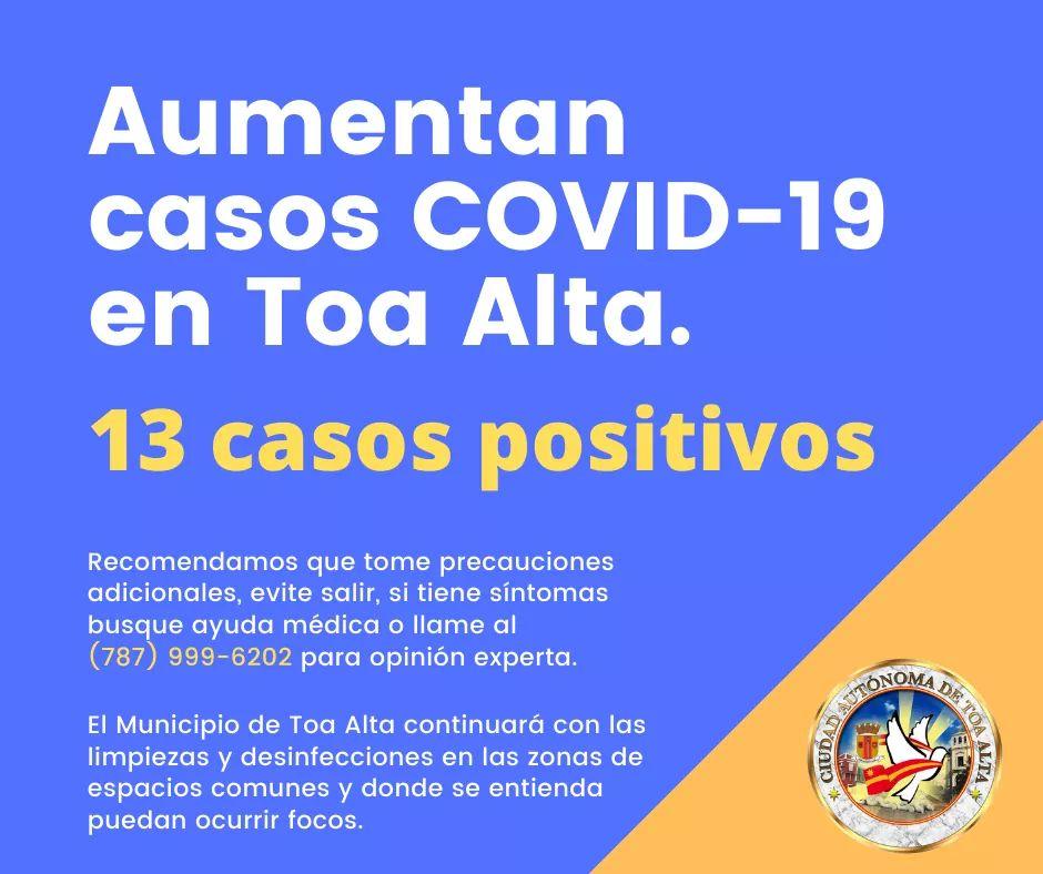 FB IMG 1586705781326 - Alcalde de Toa Alta cuestiona a gobernadora por flexibilizar orden ejecutiva de toque de queda