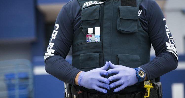 Policía reparte 10,000 esposas plásticas para las intervenciones este fin de semana, CombatZonePR