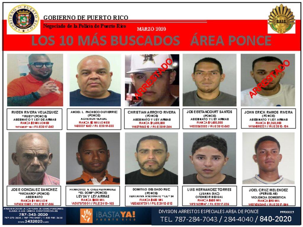 S7DCVF63GZGL5I2AVSLEXJG4OU.png 1024x768 - Policía captura en las Acerolas en Toa Alta a uno de los más buscados