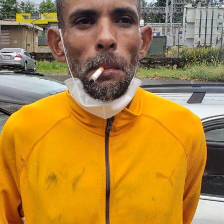 """IMG 20200707 WA0019 450x450 - A la cárcel hombre que le robó el """"trimmer"""", bajo amenaza a un empelado municipal de Toa Alta"""