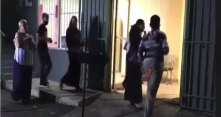 Video: Estaban en un culto religioso en Toa Alta y dispararon frente a ellos, CombatZonePR