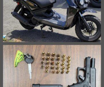 2021 03 26 20.44.47 360x301 - Arrestan Joven con una pistola en Toa Alta Heights en Toa Alta.