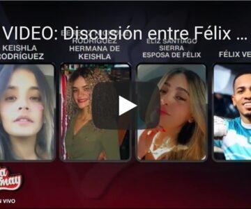 Screenshot 20210506 081316 Chrome 360x301 - VIDEO: Discusión entre Félix Verdejo, su esposa Eliz Marie Santiago, Keishla Rodriguez y Bareliz