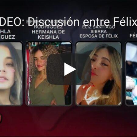 Screenshot 20210506 081316 Chrome 450x450 - VIDEO: Discusión entre Félix Verdejo, su esposa Eliz Marie Santiago, Keishla Rodriguez y Bareliz