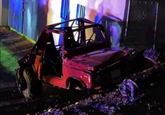 Accidente de caracter Grave en las Marianas en Orocovis, CombatZonePR