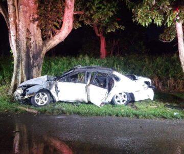 FB IMG 1631541349502 360x301 - Se reporta accidente fatal carretera 165 en Toa Alta. Persona murió calcinada por el choque.