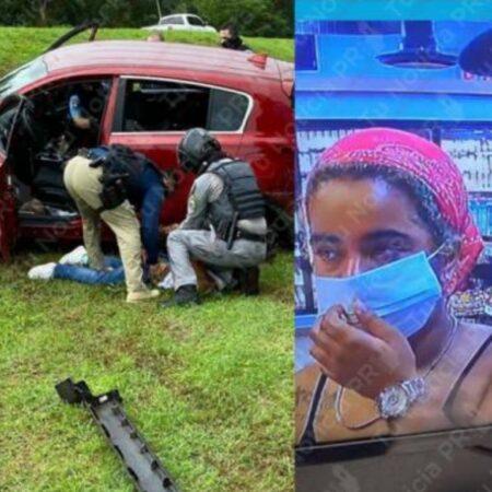 Screenshot 20210921 175250 Facebook 450x450 - Arrestan en Vega Baja pareja que asaltaba en el area de Bayamon